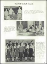 1965 St. Marys High School Yearbook Page 30 & 31