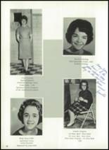 1965 St. Marys High School Yearbook Page 34 & 35
