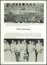 1965 St. Marys High School Yearbook Page 44 & 45