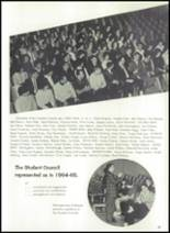 1965 St. Marys High School Yearbook Page 46 & 47