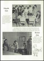 1965 St. Marys High School Yearbook Page 72 & 73