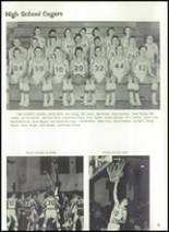1965 St. Marys High School Yearbook Page 86 & 87