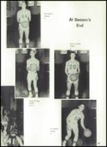 1965 St. Marys High School Yearbook Page 88 & 89