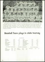 1965 St. Marys High School Yearbook Page 92 & 93