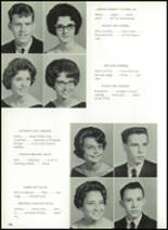 1965 St. Marys High School Yearbook Page 110 & 111