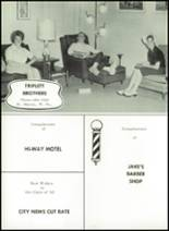 1965 St. Marys High School Yearbook Page 172 & 173