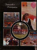 1980 West High School Yearbook Page 10 & 11
