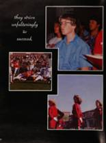 1980 West High School Yearbook Page 14 & 15