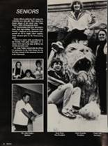 1980 West High School Yearbook Page 20 & 21