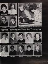 1980 West High School Yearbook Page 22 & 23