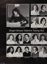 1980 West High School Yearbook Page 30 & 31