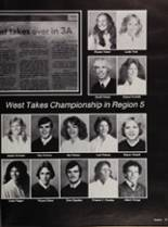 1980 West High School Yearbook Page 34 & 35