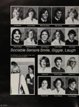 1980 West High School Yearbook Page 38 & 39