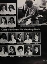 1980 West High School Yearbook Page 40 & 41