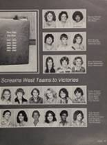 1980 West High School Yearbook Page 54 & 55