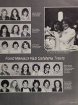 1980 West High School Yearbook Page 56 & 57