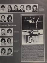 1980 West High School Yearbook Page 58 & 59