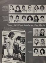 1980 West High School Yearbook Page 60 & 61
