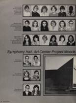 1980 West High School Yearbook Page 66 & 67