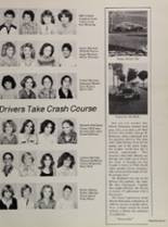 1980 West High School Yearbook Page 70 & 71