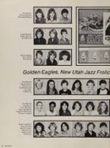 1980 West High School Yearbook Page 80 & 81