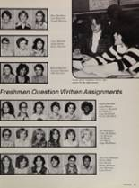 1980 West High School Yearbook Page 86 & 87
