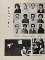 1980 West High School Yearbook Page 106 & 107