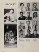 1980 West High School Yearbook Page 110 & 111