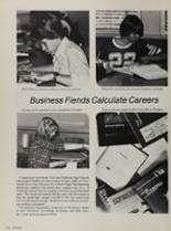 1980 West High School Yearbook Page 120 & 121