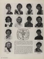 1980 West High School Yearbook Page 124 & 125