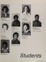1980 West High School Yearbook Page 126 & 127