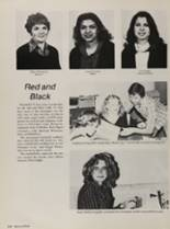 1980 West High School Yearbook Page 132 & 133