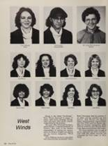 1980 West High School Yearbook Page 134 & 135