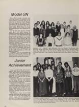 1980 West High School Yearbook Page 142 & 143