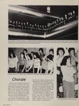 1980 West High School Yearbook Page 152 & 153
