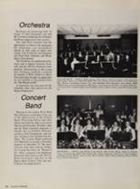 1980 West High School Yearbook Page 154 & 155