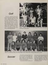 1980 West High School Yearbook Page 178 & 179