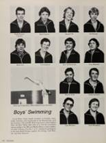 1980 West High School Yearbook Page 180 & 181