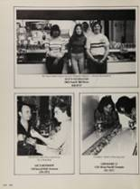 1980 West High School Yearbook Page 220 & 221