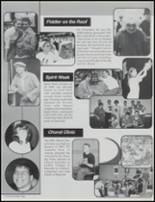 2001 Albion High School Yearbook Page 12 & 13
