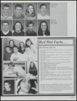 2001 Albion High School Yearbook Page 20 & 21