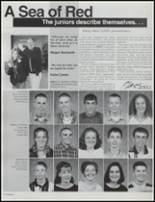 2001 Albion High School Yearbook Page 22 & 23