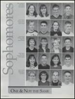 2001 Albion High School Yearbook Page 24 & 25