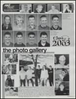 2001 Albion High School Yearbook Page 26 & 27