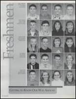 2001 Albion High School Yearbook Page 28 & 29