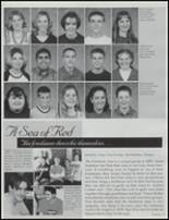 2001 Albion High School Yearbook Page 30 & 31