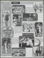 2001 Albion High School Yearbook Page 32 & 33