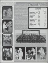 2001 Albion High School Yearbook Page 36 & 37