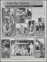 2001 Albion High School Yearbook Page 38 & 39