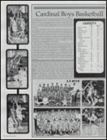 2001 Albion High School Yearbook Page 42 & 43
